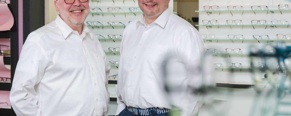 Businessbilder, Unternehmensfotos, Optiker, Augenoptik, Hörgeräteakkustik,